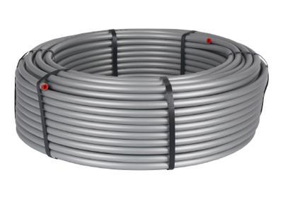 Труба PE-Xa/EVOH 16х2,6 стабильная, серая,  100м (Stout - Германия)