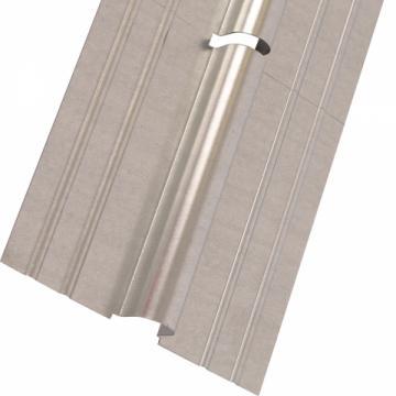 Пластина теплораспределительная - для трубы 16мм (с перфорацией) (Stout - Италия)