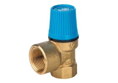 Предохранительный клапан для систем водоснабжения 6-1/2 6 бар (Stout - Италия)