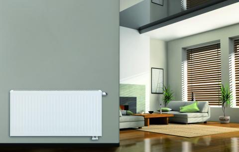 Стальной панельный радиатор Viessmann универсальный тип 22 500 x 500