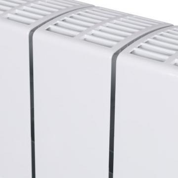 RIFAR SUPReMO 500 8 секций радиатор биметаллический боковое подключение (белый RAL 9016)