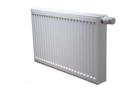 Стальной радиатор 22x500x500 бок. (Kermi - Германия)
