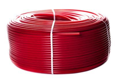 Труба PE-Xa/EVOH 16х2,0 для теплого пола, красная, 100м (Stout - Испания)