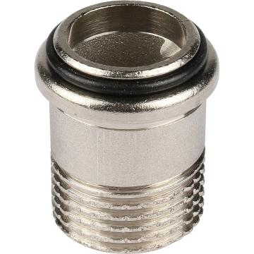 Клапан запорно-балансировочный, прямой 1/2 (Stout - Италия)
