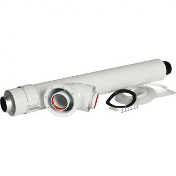 STOUT дымоход коаксиальный для прохода через стену  60/100, L850 мм (совместимый с Protherm Рысь,Ягуар)  60/100 (Stout - Италия)